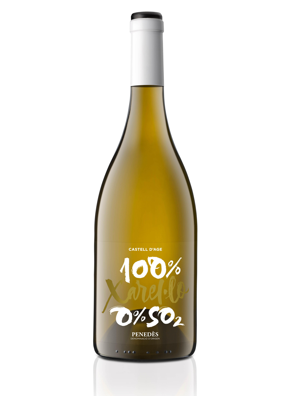 100% Xarel.lo 0% So2 - Naturvin